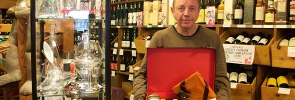 Gildas Le Floc'h - Le grand gagnant du coffret garni d'une valeur de 103 €